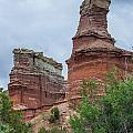 07.30.14 Palo Duro Canyon - Lighthouse Trail  19e by Ashley M Conger