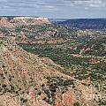 07.30.14 Palo Duro Canyon - Lighthouse Trail 5e by Ashley M Conger