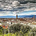 0753 Florence Italy by Steve Sturgill