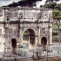 0793 Arch Of Constantine by Steve Sturgill