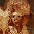 085 -  Romantic Bride  ... by Irmgard Schoendorf Welch