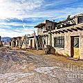 0926 Sky City - New Mexico by Steve Sturgill