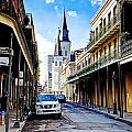 0928 St. Louis Cathedral - New Orleans by Steve Sturgill