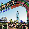 Midway Fun And Excitement  by David and Carol Kelly