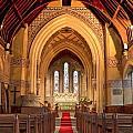 St Giles Shipbourne by Dave Godden