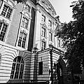 The Royal Academy Of Music London England Uk by Joe Fox