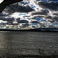 001 Grand Island Bridge Series by Michael Frank Jr