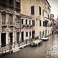 0502 Venice Italy by Steve Sturgill