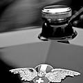 1912 Hispano-suiza 15-45 Hp Alfonso Xiii Jaquot Torpedo Hood Emblem by Jill Reger