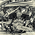 1924 Brough Superior Ss80 Engine by Tim Gainey
