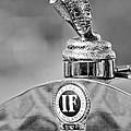 1924 Isotta-fraschini Tipo 8 Torpedo Phaeton Hood Ornament by Jill Reger