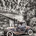 1928 Ford Model A by Robert Jensen