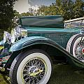 1929 Isotta Fraschini Tipo 8a Convertible Sedan by Jack R Perry