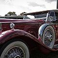 1930 Packard Model 734 Speedster Runabout by Jack R Perry