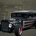 1931 Ford Sedan Hot Rod by Tim McCullough