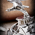 1932 Alvis Hood Ornament - Emblem by Jill Reger