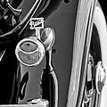 1932 Buick Series 60 Phaeton Taillight by Jill Reger