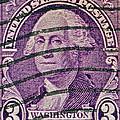 1932 George Washington Stamp by Bill Owen