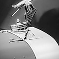 1935 Hispano-suiza J12 Vanvooren Cabriolet Hood Ornament -2425c by Jill Reger