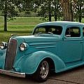 1936 Chevrolet Sedan Hot Rod by Tim McCullough