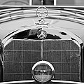 1936 Mercedes-benz 540k Mayfair Special Roadster by Jill Reger