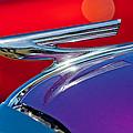 1937 Chevrolet Hood Ornament by Jill Reger