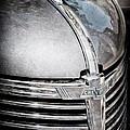 1938 Chevrolet Hood Ornament - Emblem by Jill Reger