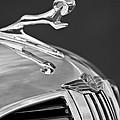 1938 Dodge Hood Ornament by Jill Reger