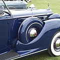 1938 Packard by Jack R Perry