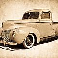 1940 Ford Pickup by Steve McKinzie
