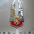 1941 Cadillac Emblem by David Lee Thompson