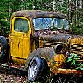 1941 Dodge Pickup by Lisa  Telquist