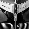 1941 Studebaker Champion Hood Emblem by Jill Reger