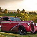1947 Delahaye 135m Pennock Cabriolet by Dave Koontz
