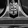 1948 Dodge D24 Club Coupe Emblem by Jill Reger