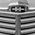 1948 International Hood Emblem by Jill Reger