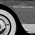 1950 Chrysler New Yorker Coupe Wheel Emblem by Jill Reger