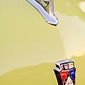 1950 Ford Hood Ornament - Emblem by Jill Reger