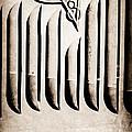 1951 Mercury Custom Emblem by Jill Reger