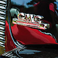 1952 Gmc Suburban Emblem by Jill Reger
