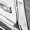 1953 Chevrolet Belair Convertible Emblem by Jill Reger