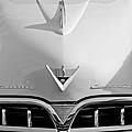 1953 Studebaker Emblem by Jill Reger