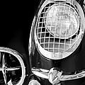 1954 Chevrolet Corvette Head Light by Jill Reger