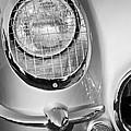 1954 Chevrolet Corvette Headlight by Jill Reger