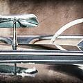 1954 Chevrolet Corvette Rearview Mirror by Jill Reger