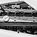 1955 Jaguar Engine by Jill Reger