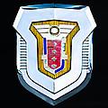 1955 Mercury Montclair Convertible Emblem by Jill Reger