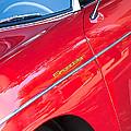 1955 Porsche 356 Speedster by Jill Reger