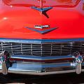 1956 Chevrolet Belair Convertible Custom V8 by Jill Reger