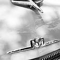 1956 Mercury Monterey Hood Ornament - Emblem by Jill Reger